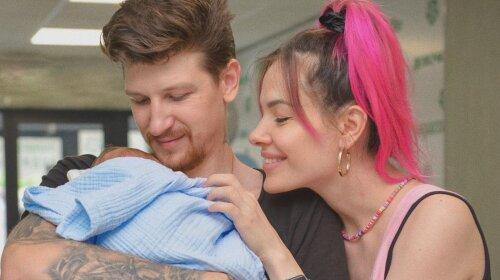 """MamaRika поделилась трогательным видео с мужем и сыном Давидом – """"Слезы на глазах"""""""