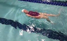 Бабуля с пропеллером: 97-летняя чемпионка по плаванию