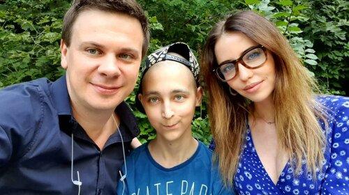 Благодійний проект Дмитра Комарова врятував життя 32 дітей