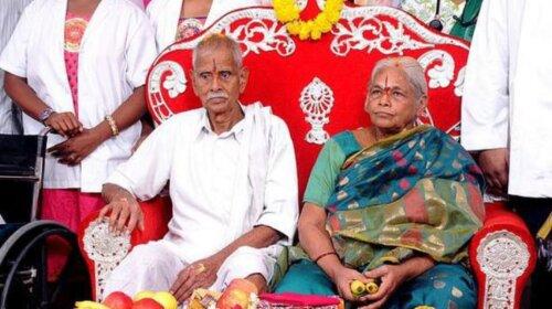 Найстаріша в світі мати потрапила в реанімацію слідом за чоловіком