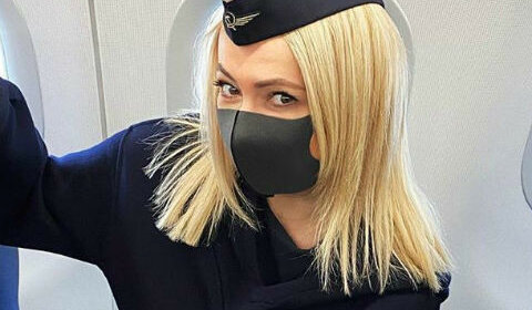 Спасаются от коронавируса: Кароль, Лобода, Рудковская в защитных масках пугают Сеть