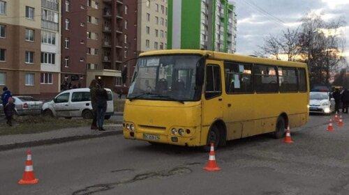 Водитель запорожской маршрутки вытолкал пенсионерку за дверь