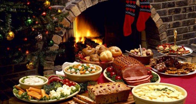 новый год, новогодний стол, сервировка новогоднего стола