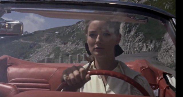 Таня Мале, девушка Бонда, агент 007