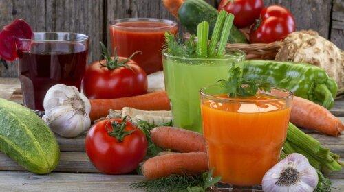 Овощные соки