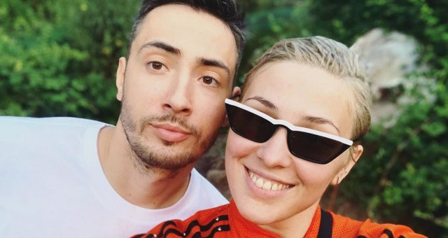 Maruv с мужем