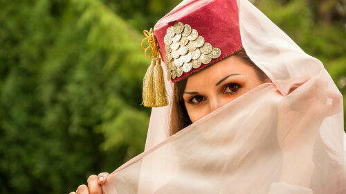 Ученые показали, как на самом деле выглядели восточные принцессы