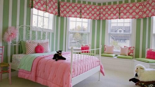 Фантастический дизайн детской комнаты (ФОТО)