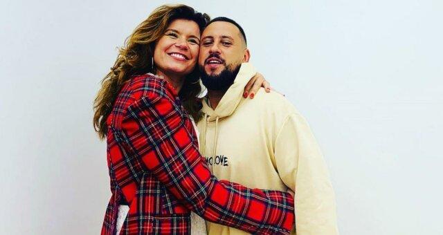 Монатик с женой