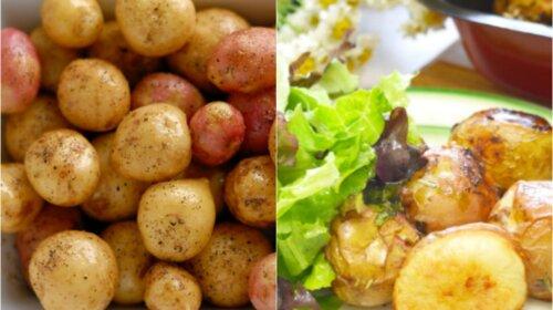 Блюдо из молодого картофеля по особому рецепту: на его аромат сбегутся все соседи