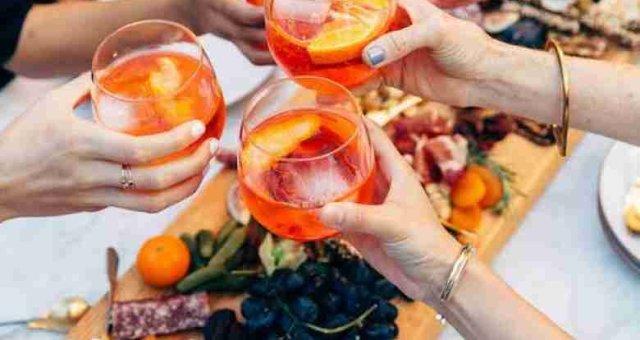 Чем правильно закусывать алкоголь