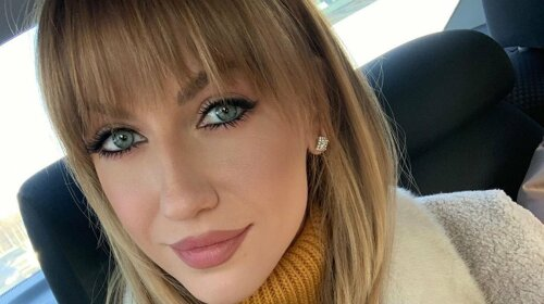 Леся Никитюк показала, как выглядит утром: без макияжа и укладки