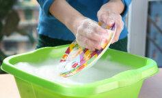 Специалисты назвали худшее бытовое средство для мытья