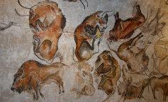 Самый старый рисунок в мире выглядит как хэштег: фото