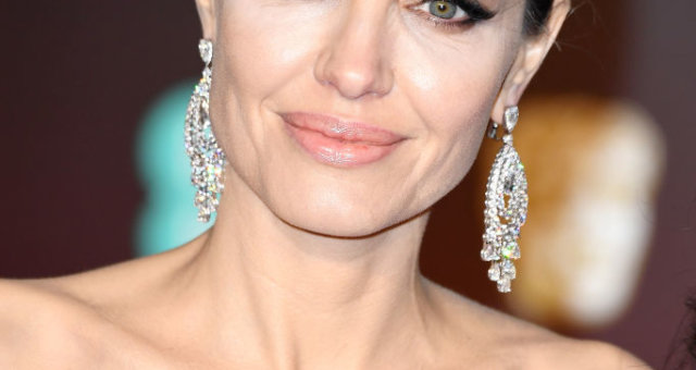 Анджелина Джоли, бывшая жена Бреда Питта