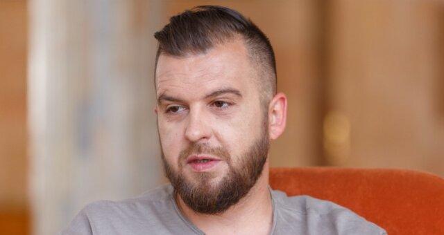 певец, Сергей Танчинец, карьера