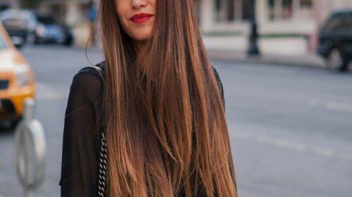 Три эффективных средства для выпрямления волос