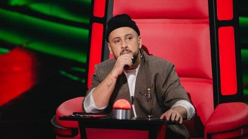 Бек-вокалістка MONATIK прийшла на «Голос країни-10»: чи впізнає тренер свою підопічну