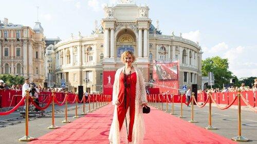 Рима Зюбіна відвідала церемонію закриття Одеського кінофестивалю 2018