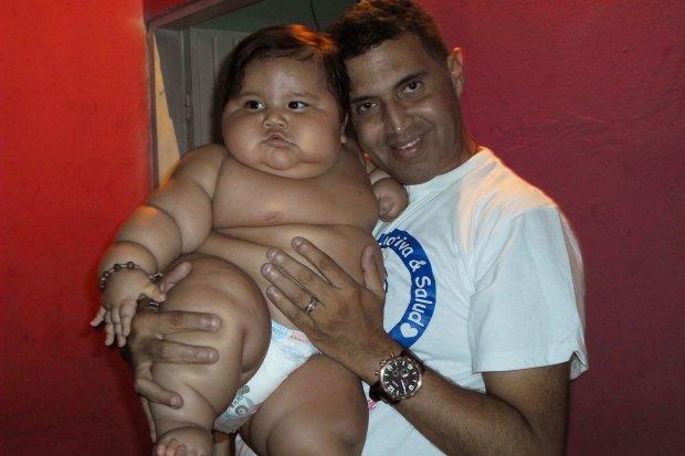Самые большие дети в мире