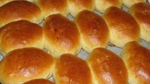Бабушкины пирожки с капустой в духовке – вкус знакомый из детства