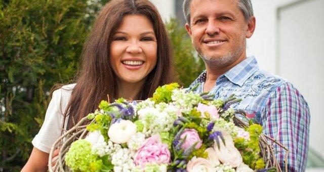 Руслана с мужем Александром