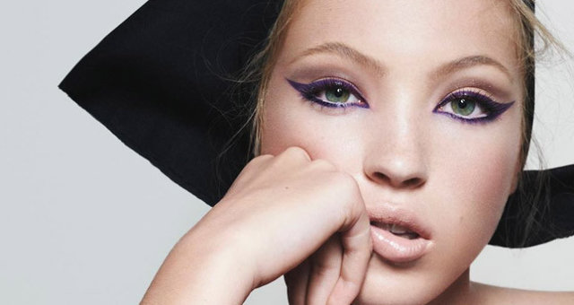 Лила Грейс Мосс стала лицом Marc Jacobs Beauty