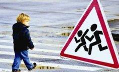 Водитель едва не сбил ребенка на тротуаре: отец совершил самосуд
