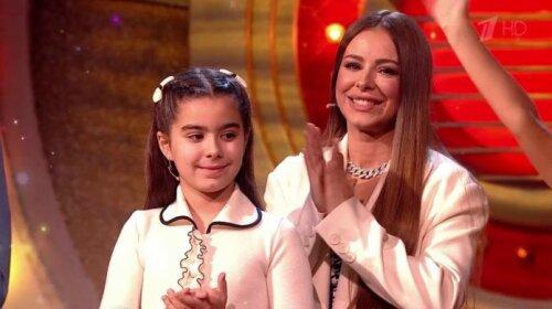 Дочь Лорак, София, фото с другом