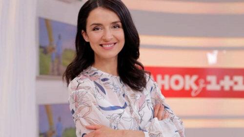 Валентина Хамайко, ведущая ТСН, новое фото с мужем