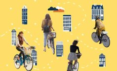 самые велосипедные города мира
