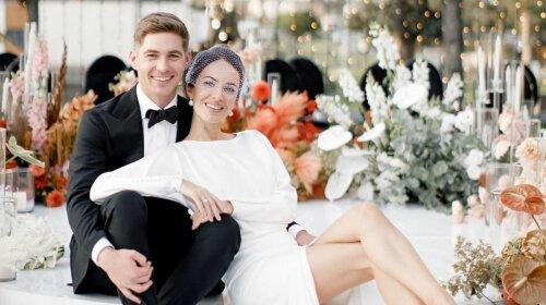 Весілля року: Володимир Остапчук показав зворушливий міні-фільм про кохання з дружиною