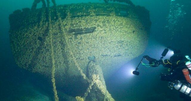 Корабль «Хадсон»