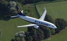 В декабре Ryanair открывает новый рейс из Украины
