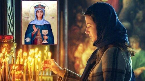 Молитва великомученице Варваре о женском счастье