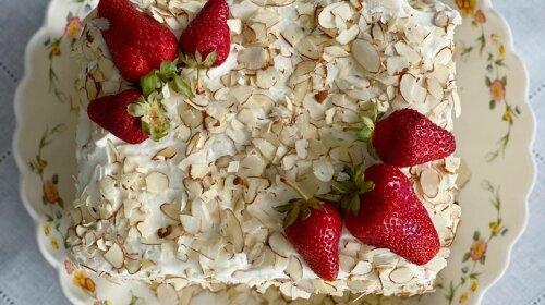 Классический рецепт торта-безе – такой нежный, что мгновенно тает во рту