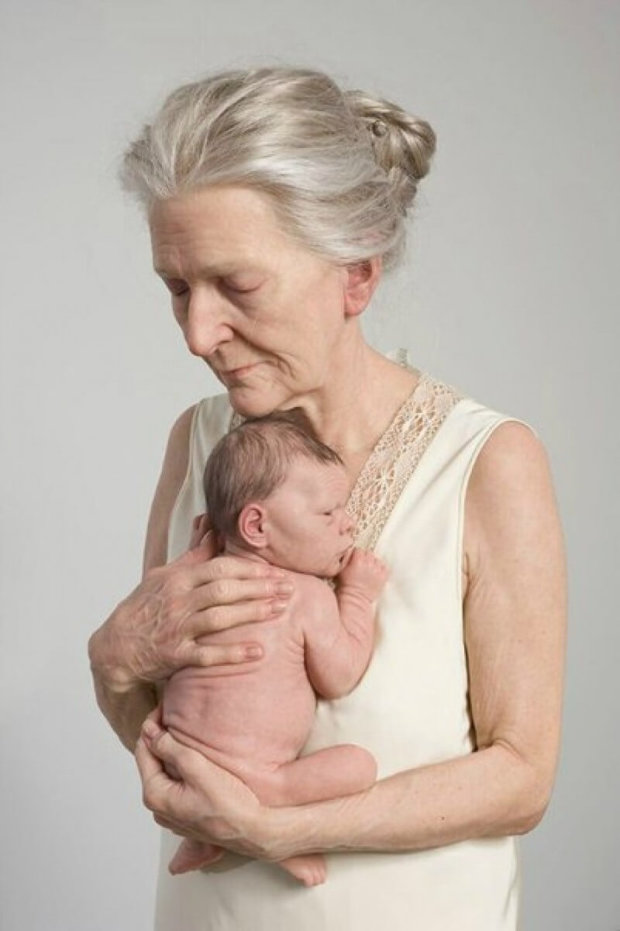 Женщина родила ребенка, когда ей был 101 год