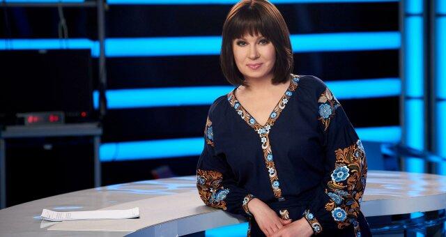 Алла Мазур, телеведущая, образ звезды