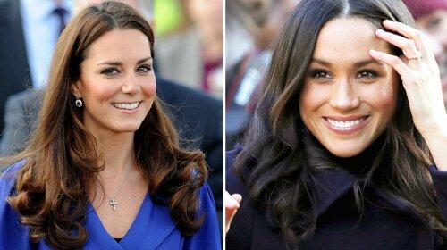 Кейт Міддлтон VS Меган Маркл: розбір стилю королівських осіб