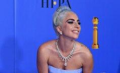 76th Annual Golden Globe Awards — Press Room