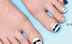 Как красить ногти летом: стильные идеи педикюра