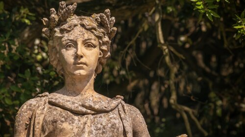 древнейшая в мире скульптура женской фигуры