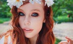 """Суддя """"Топ-модель по-українськи"""" Соня Плакидюк показала обличчя без косметики: з припухлостями і веснянками"""