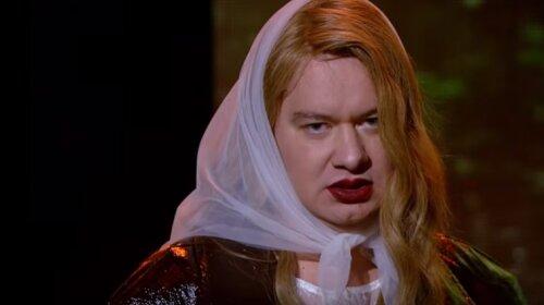 Пародия Кошевого на Кароль взорвала Сеть: «кварталовец» накрасил губы и отрастил волосы
