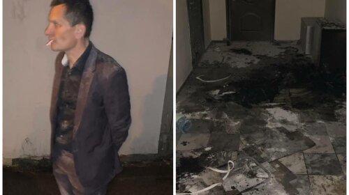 Київський екс-депутат мало не спалив багатоповерхівку через конфлікт з дружиною: подробиці інциденту (ФОТО, Відео)