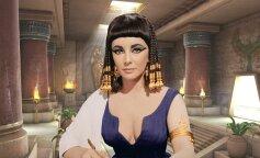 Ученые показали, как на самом деле выглядела египетская царица Клеопатра