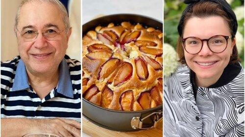Смачний сливовий пиріг від молодої дружини Петросяна: рецепт тане в роті заливного пирога для тих, кому складно жувати