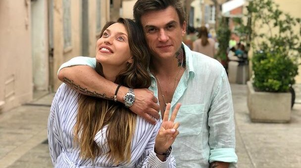 Регина Тодоренко и Влад Топалов