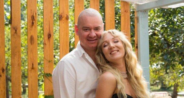 Евгений Кошевой, шоумен, годовщина свадьбы, фото