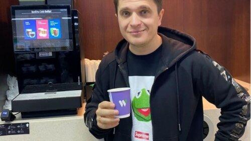 У Києві презентували найкрутіший у світі кавовий апарат